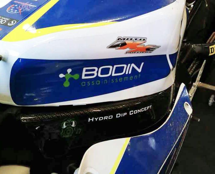 Quand Assainissement Bodin sponsorise les 24 Heures du Mans